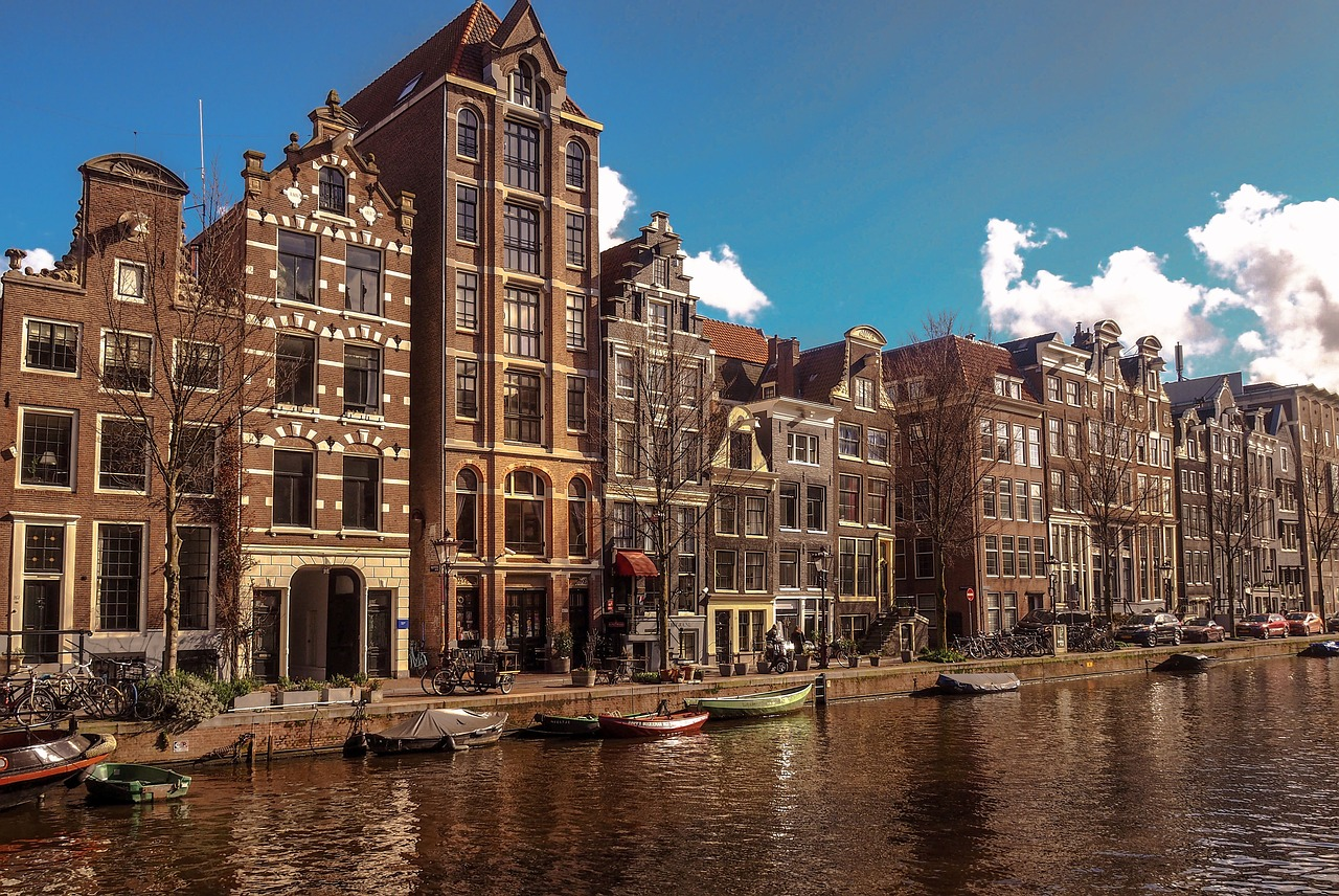 Amsterdam's attractions in the Netherlands