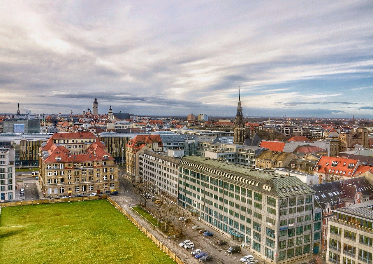 Attractions of Leipzig in Germany
